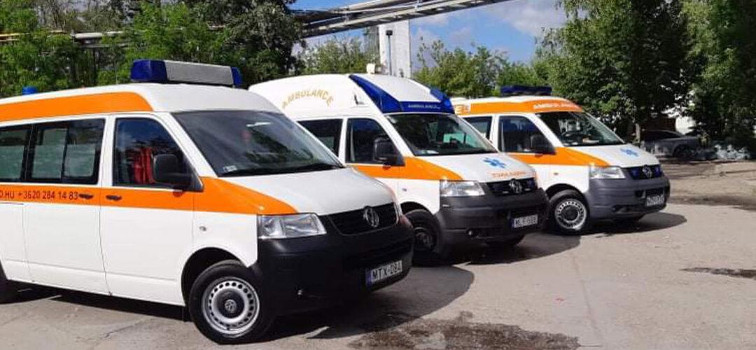 Segítünk a budapesti betegszállításban!